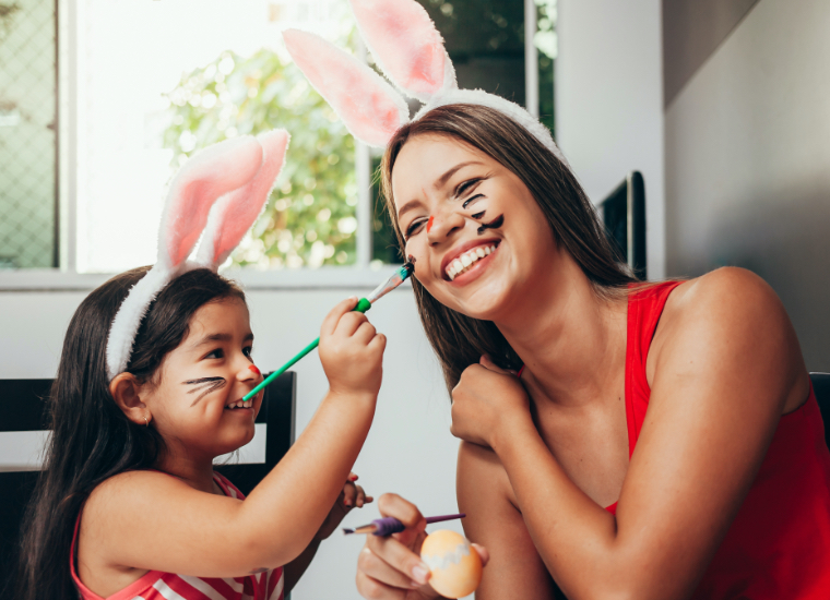 Celebrate Easter With These Festive Crafts and Activities