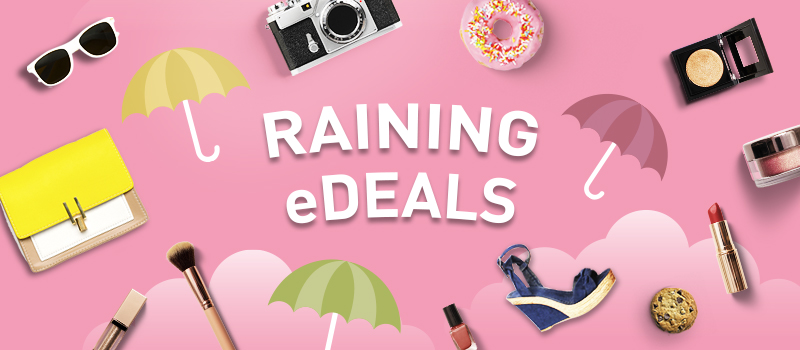Be Showered with Fabulous eDeals!